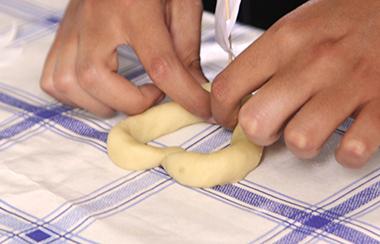 I biscotti e la pizza della Nonna - Fattoria Giambrone - Cammarata - Agrigento - Sicilia
