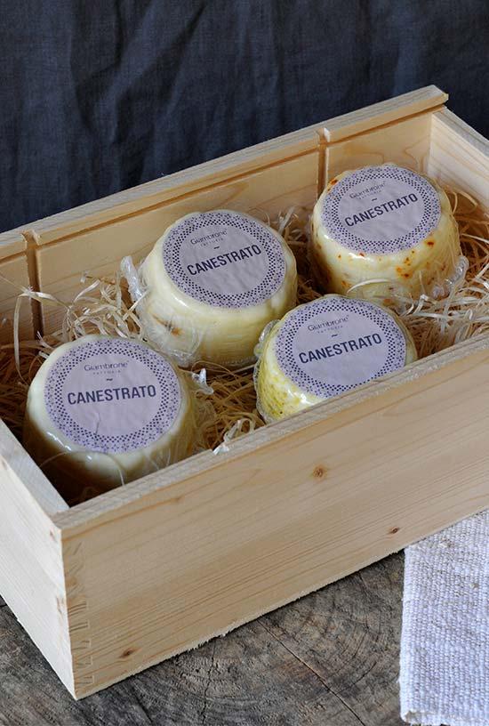 I formaggi - Fattoria Giambrone - Cammarata - Agrigento - Sicilia
