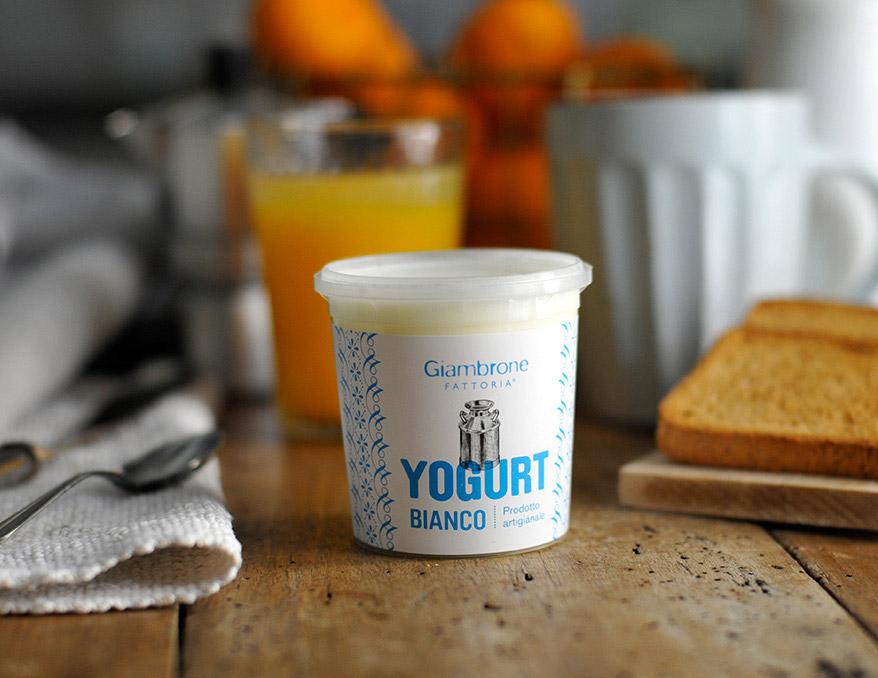 Yogurt   Gambero Rosso   Fattoria Giambrone   CAMMARATA — SICILIA ITALIA